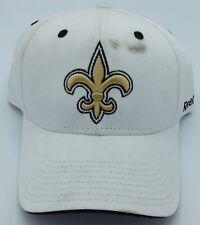 e7c8ff00a1e NFL New Orleans Saints Reebok Adult Adjustable Fit Cap NEW SEE DESCRIPTION