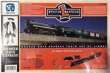 Lionel #6-11985 Calibre O ~ Quaker Oats Express Prêt 2 Course Ensemble Train (