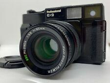 【EXC+4】 Fuji Fujifilm Fujica GW690 Pro 6x9 Fujinon 90mm F3.5 Lens From JAPAN 969