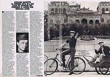 COUPURE DE PRESSE CLIPPING 1978 Michel Audiard  (2 pages)