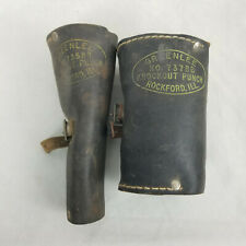 Greenlee Knockout Punch Set No735bb 737bb Empty Leather Pouch Case Roll Only