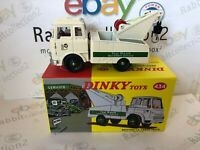 "DIE CAST "" BEDFORD T.K. CRASH TRUCK COD. 434 "" DINKY TOYS (ATLAS) SCALA 1/43"