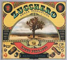ZUCCHERO SUGAR FORNACIARI BACCO BERBACCO CD SINGOLO cds PROMO