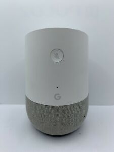 Google Home Smart Assistant Speaker - White (No Power Cord)