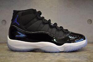 "Nike Air Jordan 11 Retro ""Space Jam"" - Black/Concord-White"