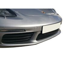 Zunsport BLACK front grille set to fit Porsche Boxster-S 718 and Cayman-S