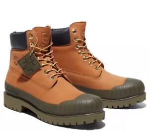 Timberland Bee Line x Billionaire Boys Club Wheat  6in Boots Pharrell Size 8 New