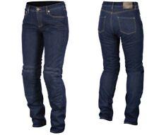 New Alpinestars Kerry Tech Womens Denim Pants/Jeans, Indigo Blue, Size 10