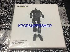 BIGBANG Still Alive Special Edition Taeyang Version CD NEW Sealed K-POP KPOP