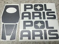 Polaris RZR 1000 / XP1K / XP1000 - Anthracite Gray Inlay Decals FULL SET