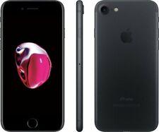 Apple iPhone 7 32GB - Matte Black - Unlocked | Rare iOS 11 (11.2.6) | Excellent