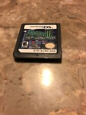 Etrian Odyssey III: The Drowned City (Nintendo DS, 2010)
