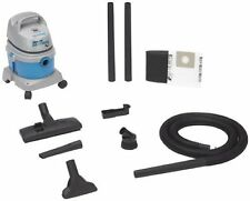 Wet And Dry Vac Cleaner with Carry Handle All in One Wall Mountable 1.5 Gallon