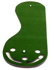 Golf Training Putt-A-Bout Grassroots Par Three Putting Green (9-feet x 3-feet)