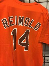 Nolan Reimold Orioles T-shirt - Used