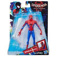 "SPIDER-MAN Into the Spider-Verse Spider-Man 6"" HASBRO MARVEL ACTION FIGURE NEW"