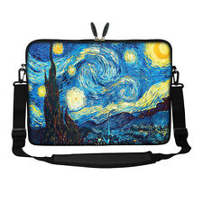 "17.3"" Laptop Computer Sleeve Case Bag w Hidden Handle & Shoulder Strap 3009"