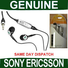 GENUINE Sony Ericsson EARPHONES XPERIA ARC S LT18i Phone headset mobile original