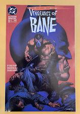 BATMAN: VENGEANCE OF BANE - #1 1ST PRINT Jan 1993, DC Chuck Dixon Graham Nolan