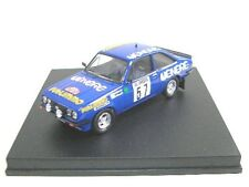 Ford Escort RS 2000 No. 57 Rally Monte Carlo 1981