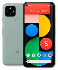 Google Pixel 5 5G Fully Unlocked (Any Carrier) 128GB Sorta Sage Very Good