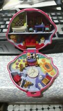 Vintage 1995 Bluebird Polly Pocket Disney Mickey & Minnie Mouse Playset Compact