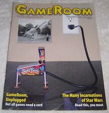 Game Room Magazine May 2009 Volume 21, Number 5 Pinball Video Games