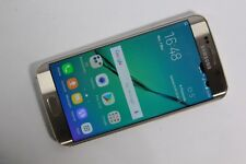 Samsung Galaxy S6 Edge - 32GB - Gold (Unlocked) POOR CONDITION, WORKS 603