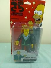 Neca The Simpsons Serie estrellas de invitado 5 Adam West (1966 Figuras De Acción Batman)