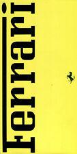 Ferrari 1993 brochure 348 GTB GTS Spider 512 TR 456 GT