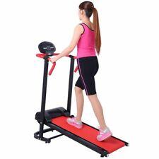 Mini Foldable Treadmill Walking Machine Mechanical Treadmill Roller Home Sport
