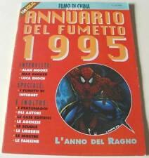ANNUARIO DEL FUMETTO 1995 (cover UOMO RAGNO)