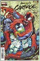 ABSOLUTE CARNAGE #3 1:25 Cult of Carnage variant