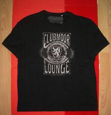 Esprit EDC Vintage T-shirt shirt  Größe XL Schwarz