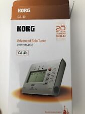 Korg Advanced Solo Tuner CA-40