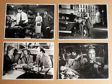 BERNARD BLIER -4 PRESSEFOTOS ca. 18x13cm STILLS VINTAGE PRESS PHOTOS 1950s