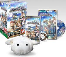 PSP The Legend of Heroes Nayuta no Kiseki Limited Edition BOX Game Japanese