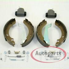 Opel Corsa C - Bremsbacken Zubehör Satz Radbremzylinder für hinten