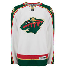 Minnesota WILD Reebok Premier Officially Licensed NHL Jersey, Reg. $129.99+
