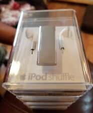 RARE ~ Apple iPod Shuffle 4GB (Stainless Steel) Limited Edition, Sealed