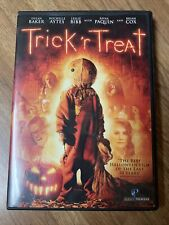 TRICK 'R TREAT DVD Michael Dougherty horror