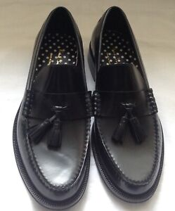 Paul Smith Shoes Lewin Black Loafers. Size 9UK