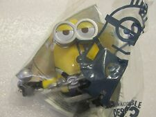 McDONALDS HAPPY MEAL 2017 DESPICABLE ME MINION CONVICT WITH CHAIN NEW SEALED