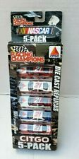 Nascar 2000 Racing Champions Die Cast CITGO 5 Car Pack 21 SuperGard  91159 NEW