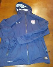 USMNT Nike Storm-Fit jacket worn by players