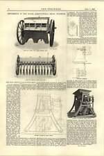 1892 Coulta's Ridge Manure Drill Simon's Grain Scale