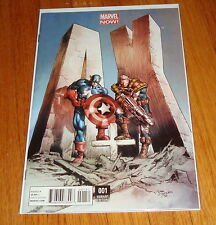 A+X Avengers Plus X-Men #1 Mike Deodato Variant Edition 1st Print