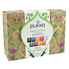 PUKKA Bio Tee Selection Box
