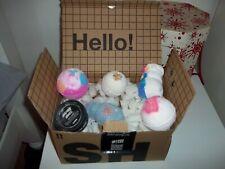Lush Bath Bombs X 5 & Hand Cream