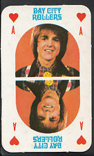 Monty Gum 1970's Gum Card - The Bay City Rollers Music Card - Ace of Hearts